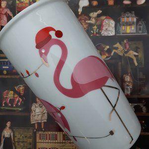 Davids Tea Flamingo Mug BPA Free No Lid